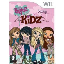 Bratz Kidz Party Nintendo Wii Game