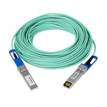 Netgear AXC7620 20m SFP+ SFP+ Turquoise InfiniBand cable