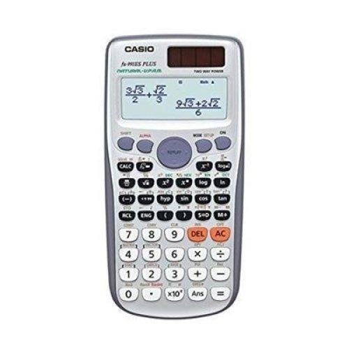 Casio FX991ES Plus Dual Powered Scientific Calculator