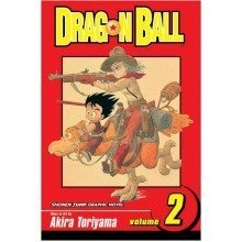 Dragon Ball Volume 2: V. 2 (manga)