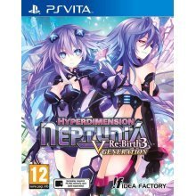 Hyperdimension Neptunia Re-Birth 3: V Generation Playstation Vita Game