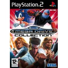 SEGA Mega Drive Collection (PS2)