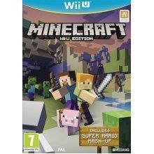 Minecraft Nintendo Wii U Edition