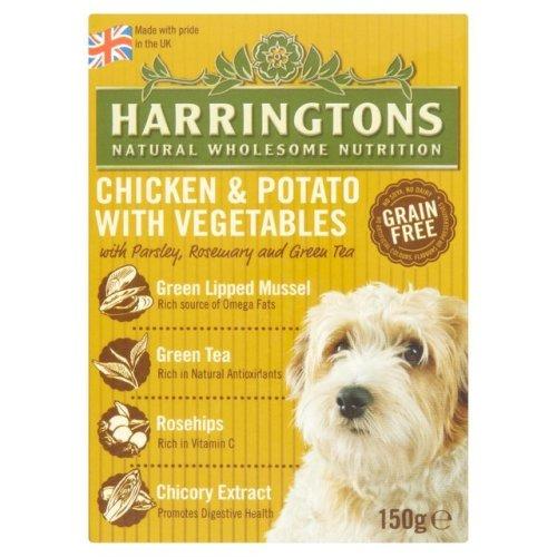 Harringtons Wet Chicken & Potato 150g (Pack of 7)