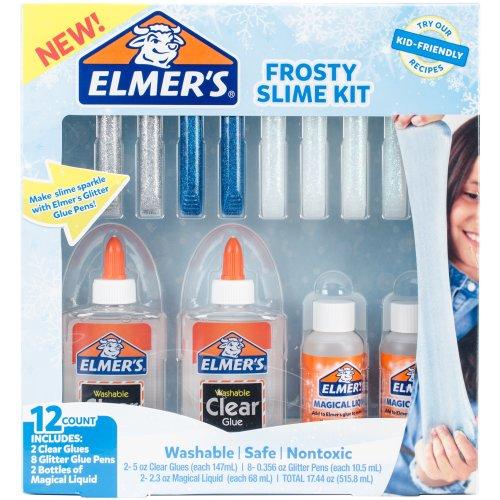Elmer's Slime Kit-Frosty