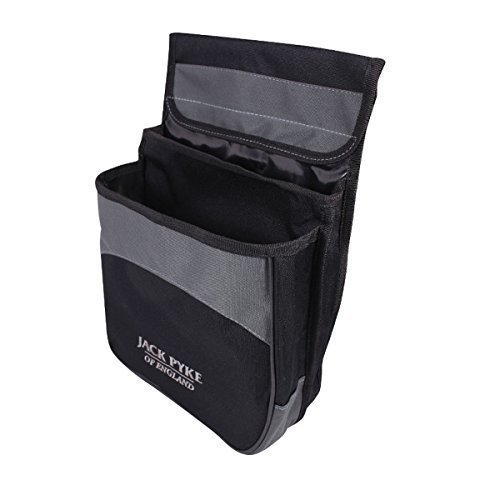 Jack Pyke Sporting Cartridge Pouch (Black)