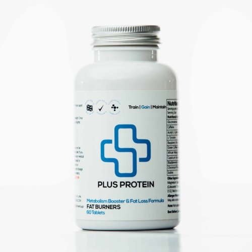 Plus Protein Fat Burner Capsules Weight Loss Pills