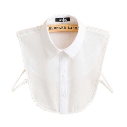 Detachable Collar Fake Collar All-match Fake Half Shirt for Women, #04