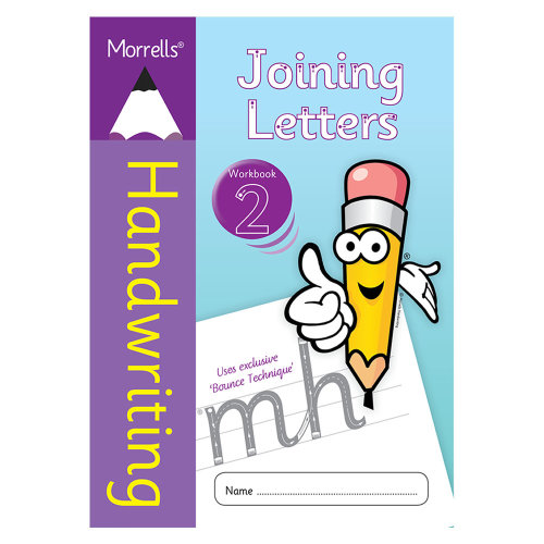 Morrells Handwriting Joining Letters Workbook 2