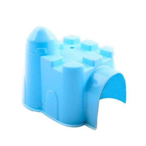 Hamsters Habitat Small Animal House Toys Plastic Material 10x9x9 cm