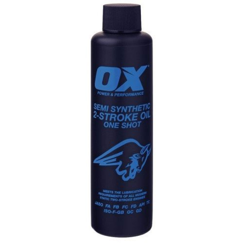 Ox P189301 Pro One Shot Two Stroke Oil 100ml