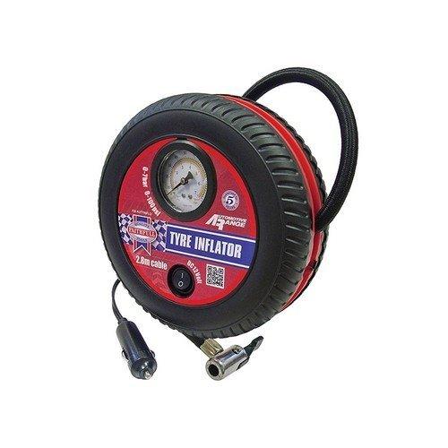 Faithfull FAIAUTYINFLO Tyre Inflator 12v Low Volume