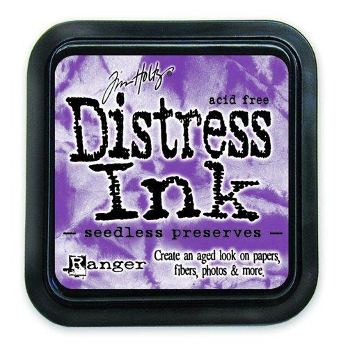 Ranger Tim Holtz Distress Ink Pads, Seedless Preserves Distress Pads