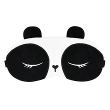 Sleep Panda Design Plush Eye Mask for Men & Women & Kids