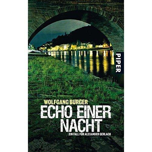 Echo einer Nacht: Ein Fall für Alexander Gerlach
