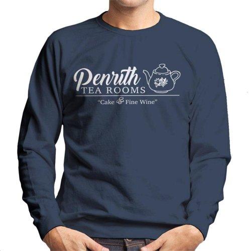 Penrith Tea Rooms Withnail And I Men's Sweatshirt