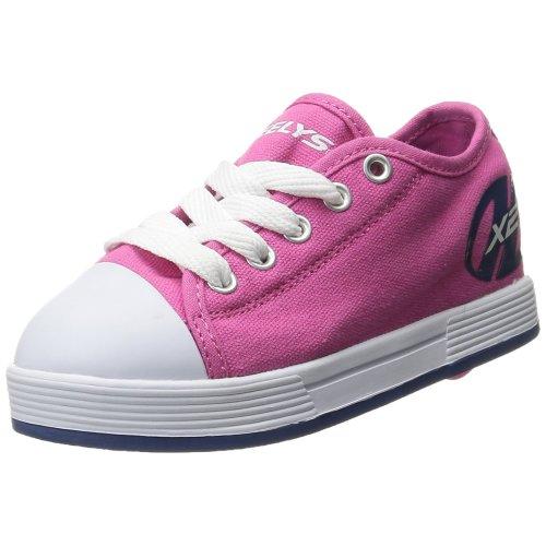 Heelys Fresh 770496, Girls' Sneakers, multi (Fuchsia/Navy), 11 Child UK (30 EU)