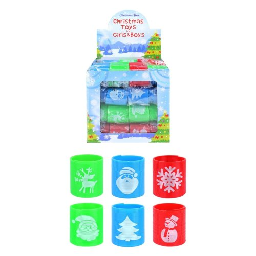 Christmas Cracker Toys.Pack Of 30 Assorted Christmas Spring Toys Xmas Cracker And Stocking Fillers