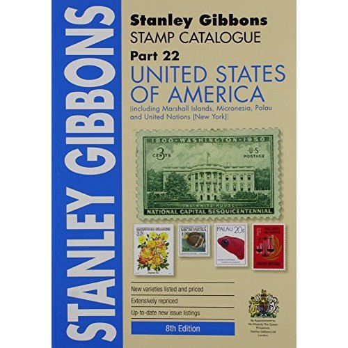 Stamp Catalogue: United States of America and Associated States (Also Covering United Nations (New York)) (Foreign Comprehensive Catalogue)