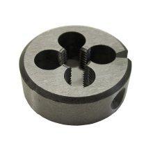 """M10 x 1.25mm Metric Die Nut, Tungsten Steel, Thread Cutter 1.5"""" (38mm) TD054"""