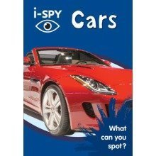 Collins Michelin I-spy Guides: I-spy Cars: What Can You Spot?