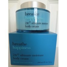 Bath & Body Works Breathe Happiness Deep Nourishment Body Cream - Blissful Citru