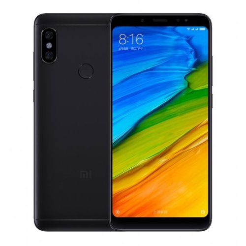 XIAOMI Redmi Note 5 64G (4G RAM) Black