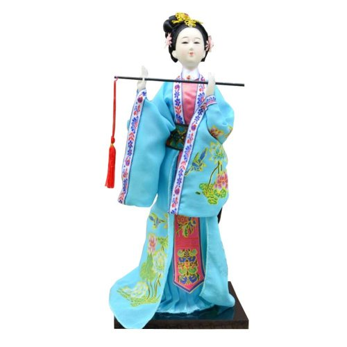 d9628658d Chinese Ancient Beauty Vintage Doll Restaurant Doll Figurine 02 on OnBuy