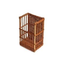 24cm Deep Rectangular Baguette Basket