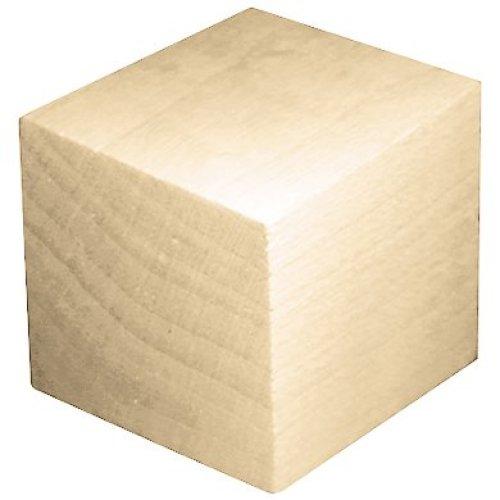 "Wood Turning Shapes Value Pack-Block 1"" 13/Pkg"