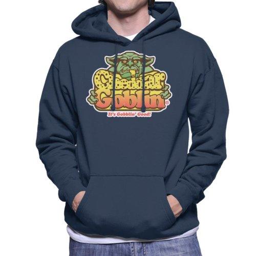 Mandy Cheddar Goblin Men's Hooded Sweatshirt