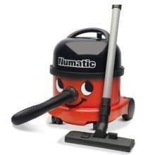Numatic 780W - 230V Commercial Vacuum Red / Black (Model No. NRV200C2)