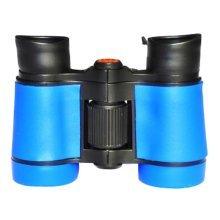 Children High Definition Telescope Binocular Mini Portable Telescope Toys Blue