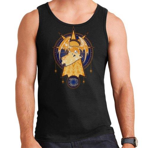 Digimon Starry Sky Of Hope Men's Vest