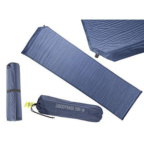Body Base 200 Self Inflating Hiking Camping Festival Mattress Lightweight - -  self inflating camping 200 mattress summit body base 25cm storage bag