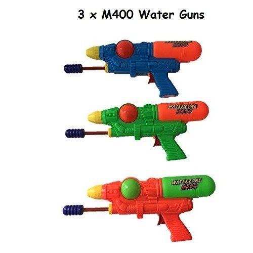 3 Powerful Pump Action Water Guns Pistol