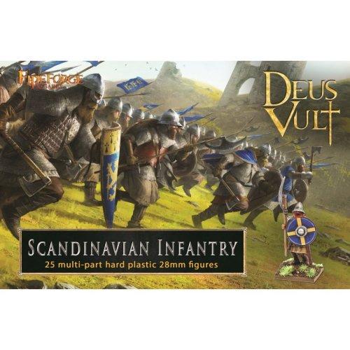 Scandinavian Infantry - 28mm multipart figures - FireForge FFG012 - Free post P3