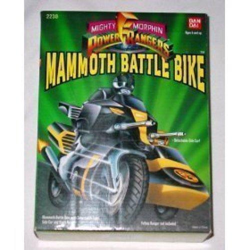 Power Rangers Mammoth Battle Bike