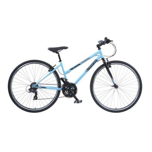Viking Bourbon Street Ladies Urban Trekking Hybrid Bike - 700c