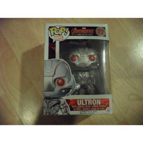 Funko Marvel Avengers Age of Ultron Ultron (72) Vinyl Bobble Head