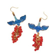 Girl's Earring Fashion Earring Handmade Earring Jewelry [C]