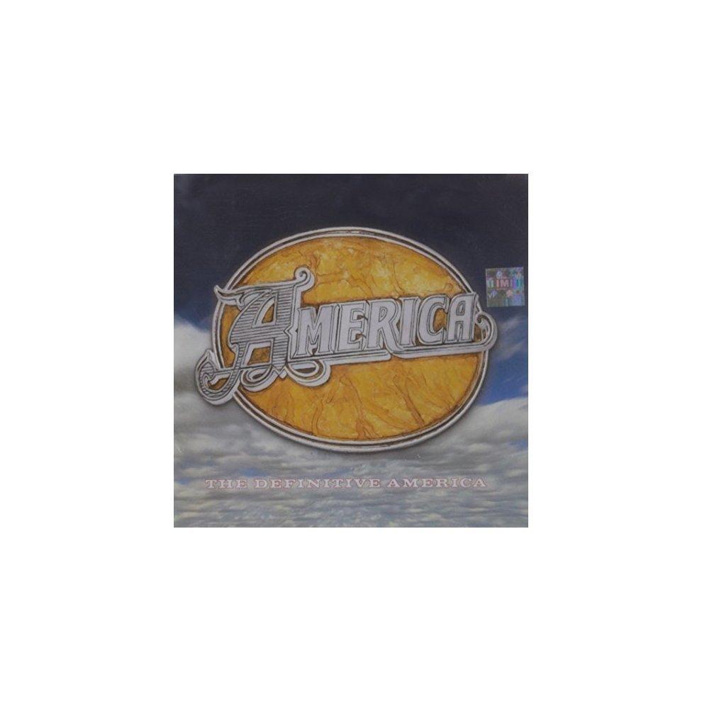 definitive america  America - Definitive America (intl Version) [CD] on OnBuy