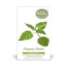 Heath & Heather - Nettle Herbal Tea 50bag