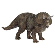 "Papo ""Triceratops"" Figure (Multi-Colour)"