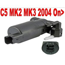 Direct Fit Twin Outlet Washer Pump Citroen C5 MK2 MK3 1.8 2.0 2.2 3.0 2004 >on