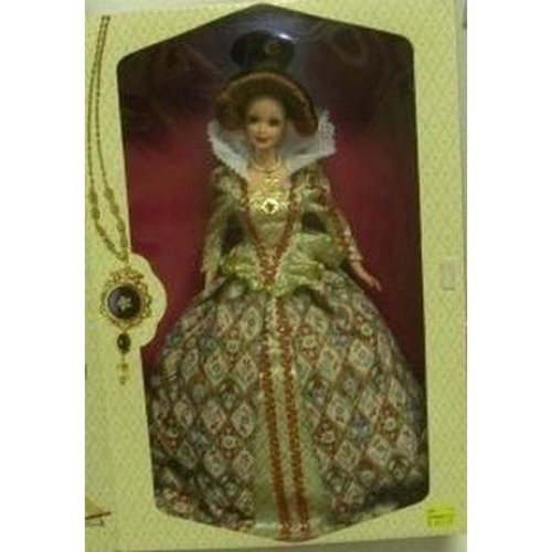 Elizabethan Queen The Great Era Collection Barbie Doll