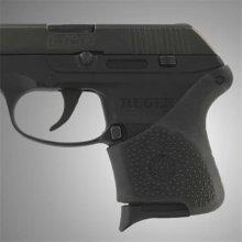 Hogue 18100 Handall Hybrid Ruger LCP Grip Sleeve, Black