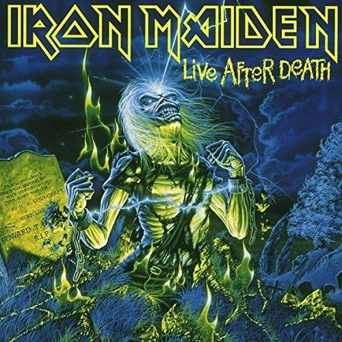 Iron Maiden - Live After Death [Vinyl LP] [VINYL]