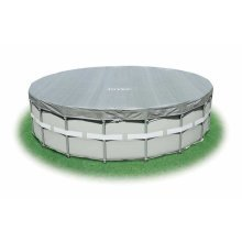 Intex 28040 Deluxe Universal Cover for Round Above Ground Pools 488cm