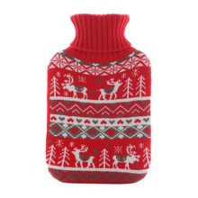 Warm Cute Hot-Water Bottle Water Bag Water Injection Handwarmer Pocket Cozy Comfort,I